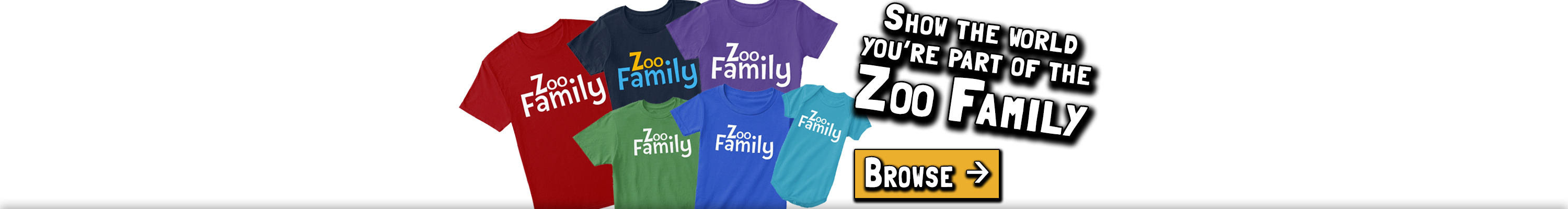 Zoo Family Merch